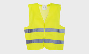 Sample hi vis vest