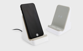 Sample wireless charging station