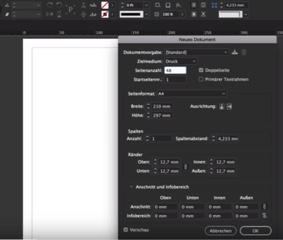 Datenformat Und Beschnitt Für Perfekte Druckdaten Bei