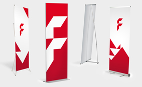 Roller Banners and displays