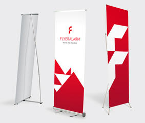 Large format advertising