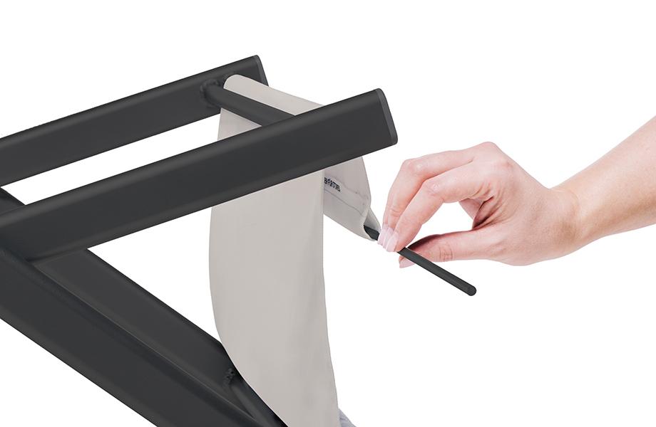 liegest hle aus aluminium g nstig bedrucken bei flyeralarm. Black Bedroom Furniture Sets. Home Design Ideas