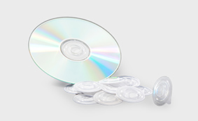 CD/DVD-clips