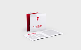 Double couverture CD