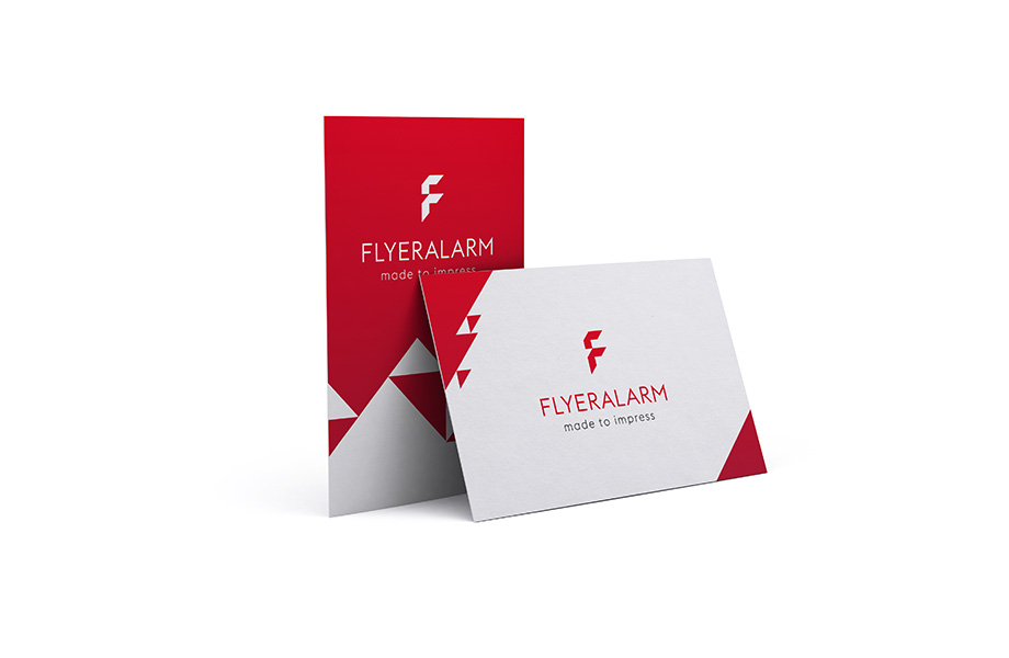 Print Classic Business Cards Online With Flyeralarm
