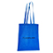 Shopper in cotone Basic - blu vittoriano