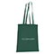 Shopper in cotone Basic - verde bosco