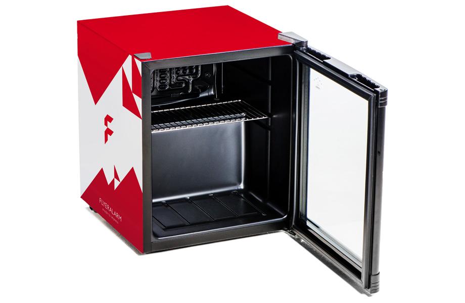 Mini Kühlschrank Auf Rechnung : Minikühlschränke günstig schnell bedrucken bei flyeralarm