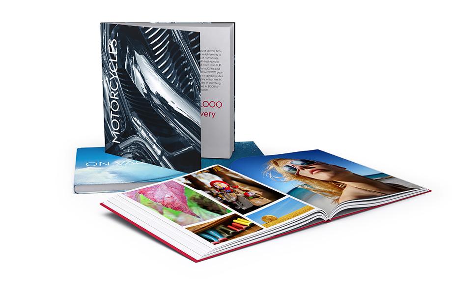 ed12c8ca9b Fotolibri personalizzati con copertina rigida | Stampa online su ...