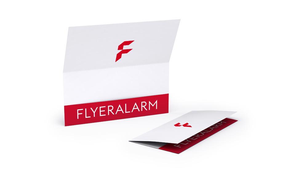 Kartenhüllen günstig & schnell bedrucken bei FLYERALARM