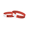 Tyvek wrist band, red