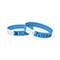 Tyvek wrist band, blue