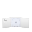 CD envelopes 2-parts