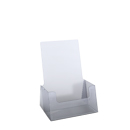 Business card holder vertical