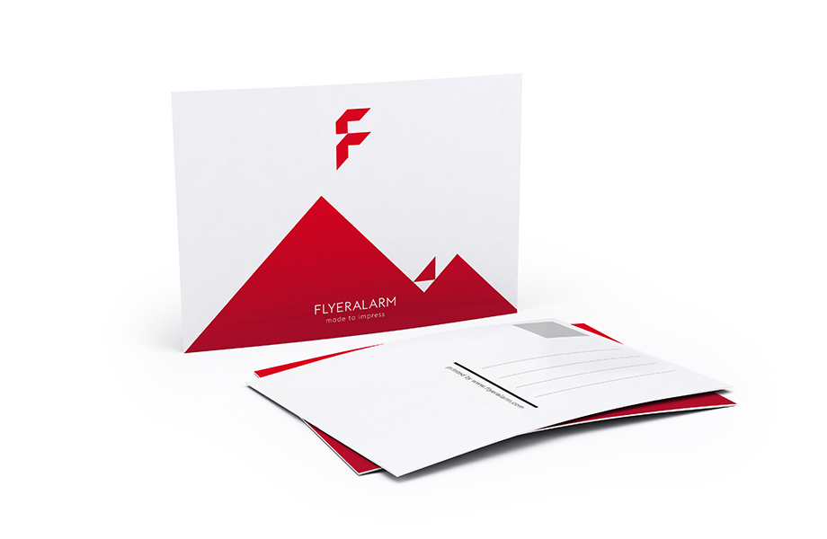 Postkarten Im Din Format Drucken Bei Flyeralarm