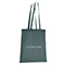 Shopper in cotone Basic - grigio scuro