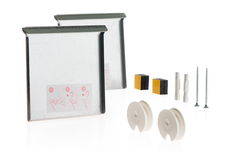 plattenaufh nger selbstklebend g nstig kaufen bei flyeralarm. Black Bedroom Furniture Sets. Home Design Ideas