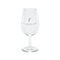 Basic red wine glass, silver