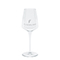 Premium water glass, silver