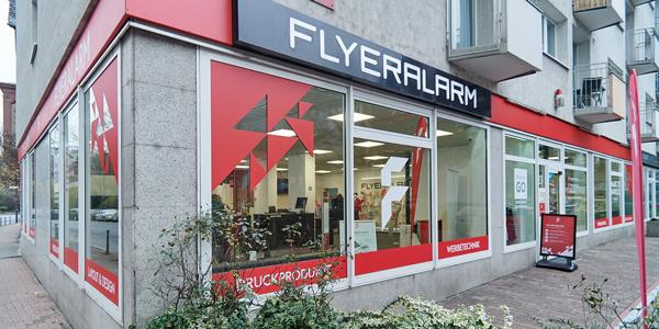 Ihr Flyeralarm Store In Frankfurt