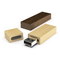 Muster USB-Sticks Holz
