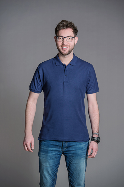 Basic heren poloshirts