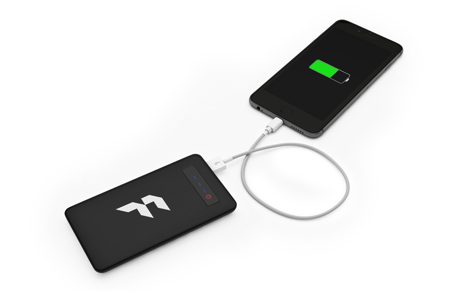 Powerbanks 5 000 mAh