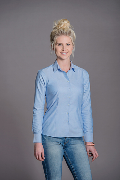 Oxford blouse Premium