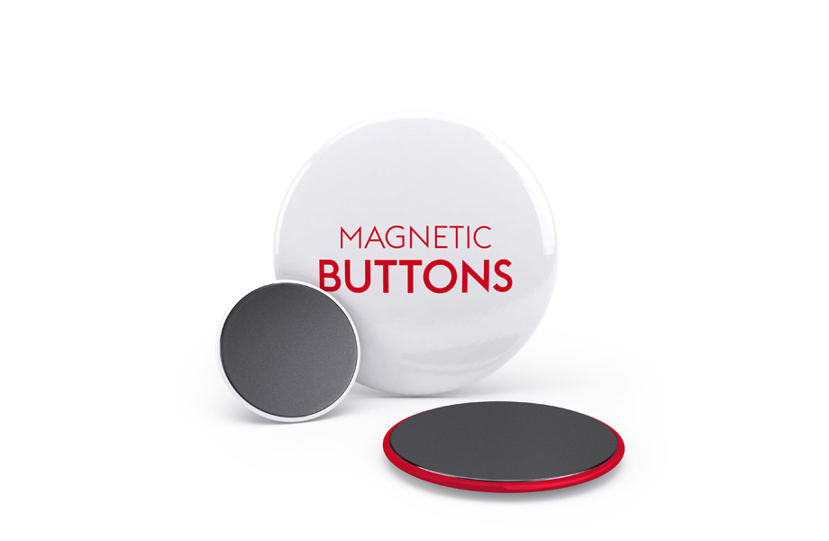 Magnetbuttons