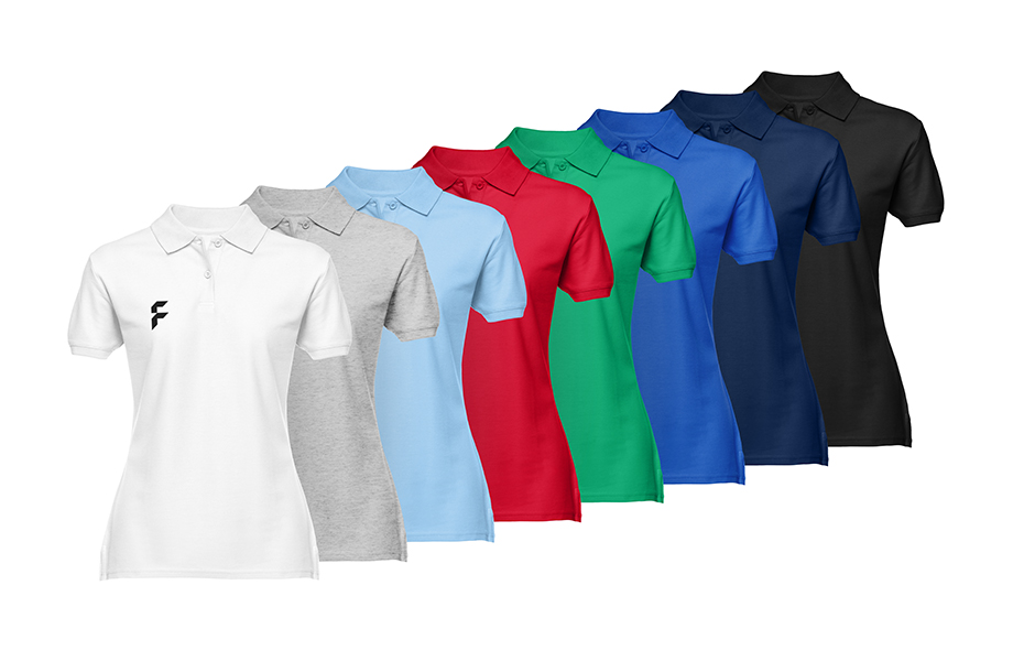 Basic dames poloshirts