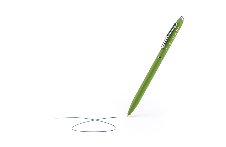 Bolígrafo Slim Line Soft Touch