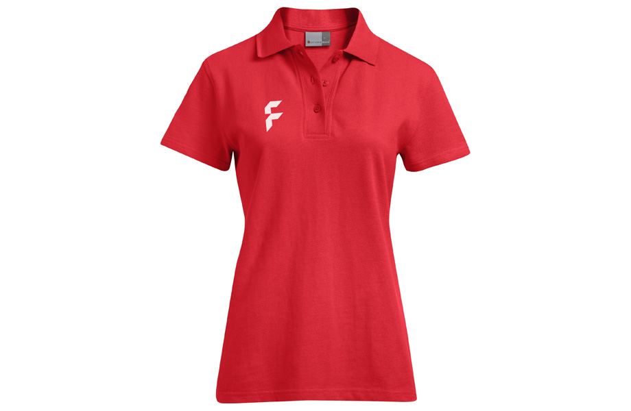 Women's standard polo shirts
