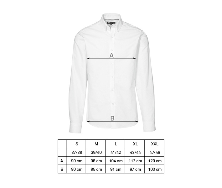 Premium Oxford shirts