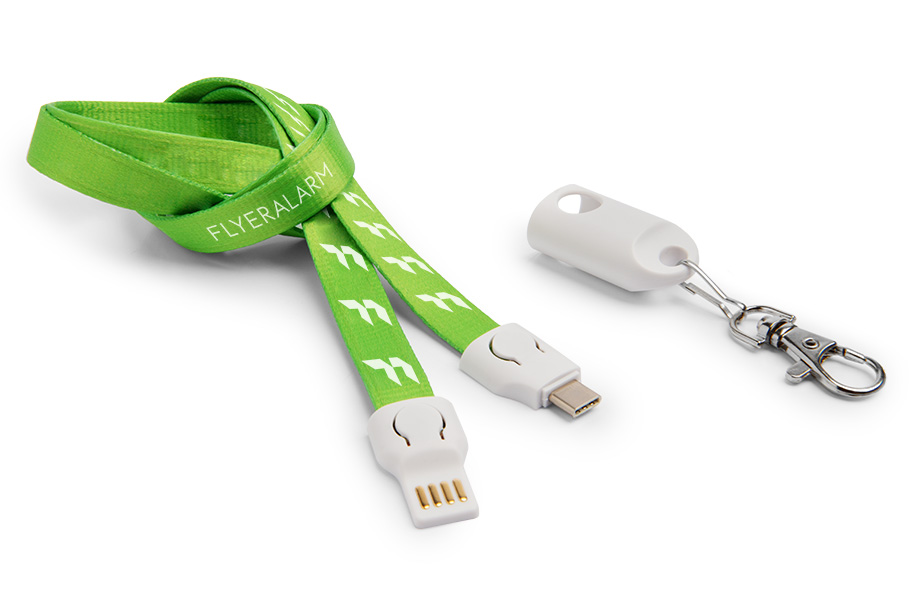 Lanyards Multiladekabel