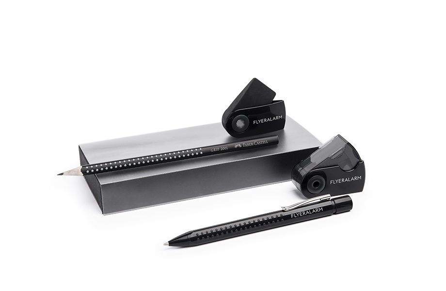 Faber Castell - Office Set Black Mix