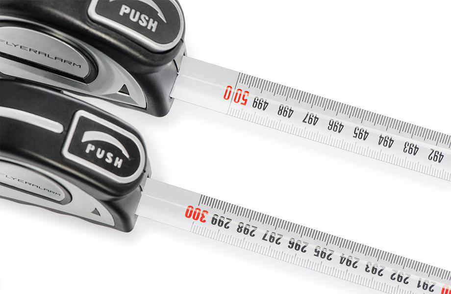 Steel measuring tape