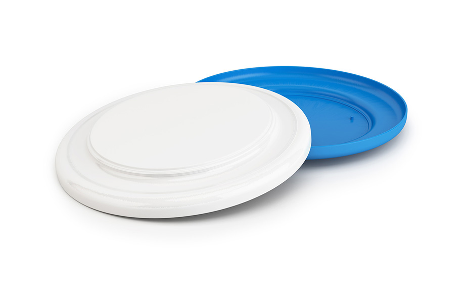 Muster Frisbee