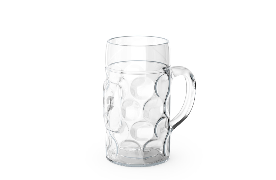 Beer mugs and glasses