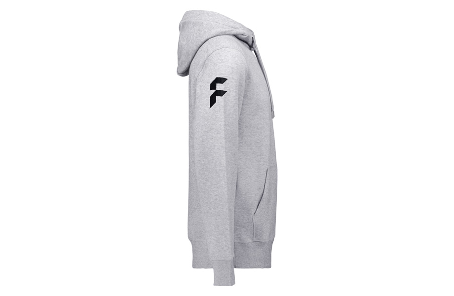 Sweats à capuche zip Fruit of the Loom pour homme