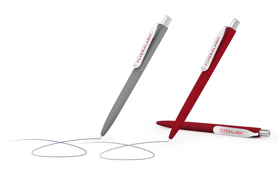 Prodir DS8 soft touch pens