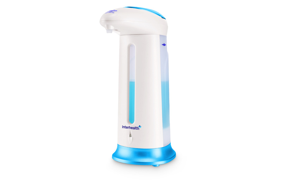 Dispenser disinfettante