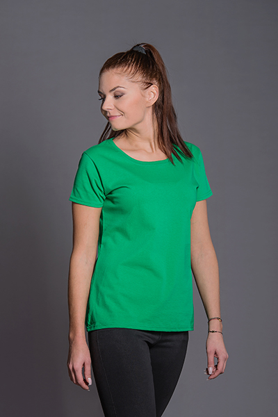 T-shirt Basic til damer