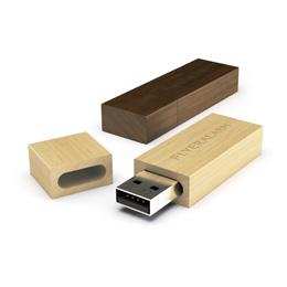 USB-Sticks Holz günstig und schnell bei FLYERALARM