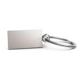 Muster Schlüsselanhänger Metall