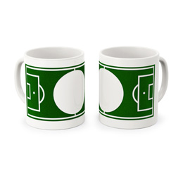 Échantillons de tasses football