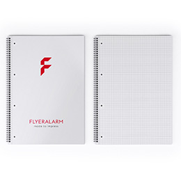 Notepads with perforation