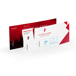 Tickets with a personalised code