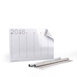 Year planners (double sided print)