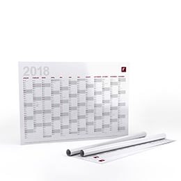 Year planners (single sided print)