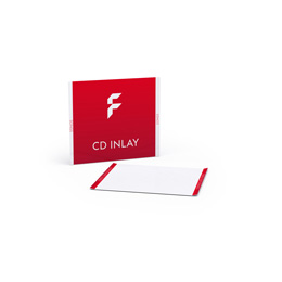 Folletos para CD